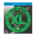 Struny D'ADDARIO XL Nickel Wound EXL220 (40-95)