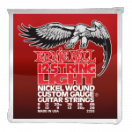 Struny ERNIE BALL 2233 Nickel Wound (9-46) 12str.