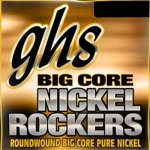 Struny GHS Big Core Nickel Rockers (9,5-48)