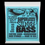 Struny ERNIE BALL 2849 Bass Slinky (45-105)