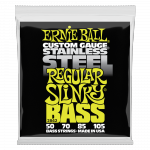 Struny ERNIE BALL 2842 Stainless Steel (50-105)
