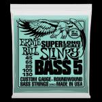 Struny ERNIE BALL 2850 Bass Slinky (45-130) 5str