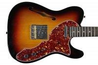 Gitara TRIBUTE Tonecaster Hollow Deluxe (3TS)