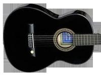Gitara klasyczna 4/4 EVER PLAY Taiki TC-901 (BKGL)