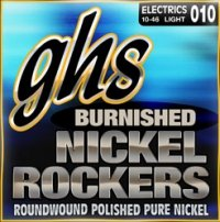 Struny GHS Burnished Nickel Rockers (9-42)