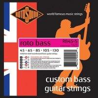Struny ROTOSOUND Roto Bass RB45-5 (45-130)