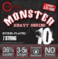 Struny CLEARTONE Monster Heavy (10-56) 7str