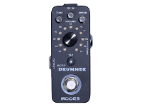 MOOER Digital Drum Machine (Micro Drummer)
