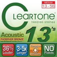 Struny CLEARTONE Acoustic Phosphor-Bronze (13-56)