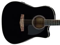 Gitara elektro-akustyczna IBANEZ PF15ECE-BK