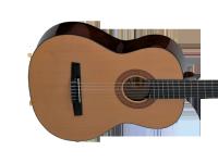 Gitara klasyczna 1/2 AMBRA AC-02