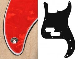 Pickguard BOSTON P.Bass 3 warstwowy (PR)