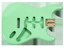 Korpus do gitary VPARTS ST-1G (SGR)