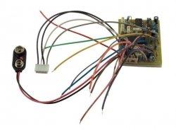 3-pasmowy EQ PCB (9 V) MEC M 60020-09