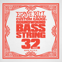 Struna do basu ERNIE BALL Slinky Nickel 032w