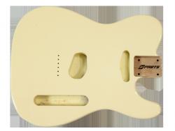 Korpus do gitary VPARTS TE-1G (VCR)