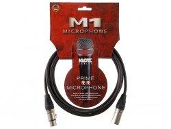 Kabel mikrofonowy KLOTZ M1 XLR-XLR (1,0m)