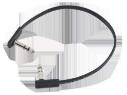 ROCKBOARD Flat TRS kabel patch, złączka (30cm)
