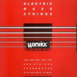 Struny do 5-ki WARWICK 42301 (45-135) Stain. Steel