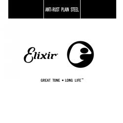 Struna ELIXIR NanoWeb Anti-Rust 009