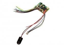3-pasmowy EQ PCB do basów FNA / Streamer Jazzman MEC M 60956
