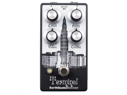 EARTHQUAKER DEVICES Terminal V2 Destructive Fuzz D