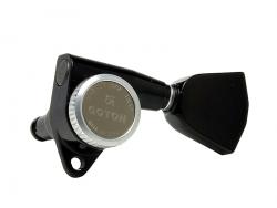 Klucze blokowane GOTOH SG301-04 MG-T (BK,3+3)