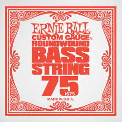 Struna do basu ERNIE BALL Slinky Nickel 075w