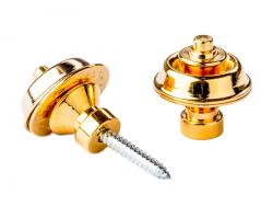 DUNLOP Strap Lock Traditional Design (złoty)