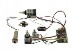 3-pasmowy equalizer MEC do basu Infinity NT  M 60057 leworęczny