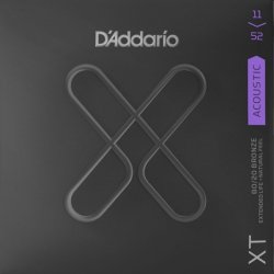 Struny D'ADDARIO XTA Bronze (11-52)