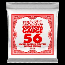 Pojedyncza struna ERNIE BALL Nickel Slinky 056w