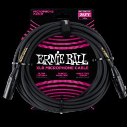 Kabel mikrofonowy XLR-XLR ERNIE BALL 6073 (7,62m)