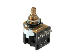 Potencjometr push-pull CTS 250K audio (std)