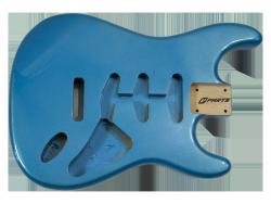 Korpus do gitary VPARTS ST-1G (MBL)