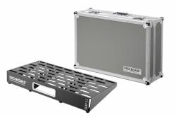 Pedalboard ROCKBOARD QUAD 4.2 + case (61,0x32,6)