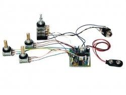 3-pasmowy układ korekcji MEC do pasywnych przetworników 9V M 60034-09