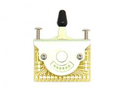 Przełącznik 5-pozycyjny GOELDO EL4X5 (typ M)