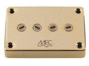 Aktywny przetwornik MEC M 60213 Star Bass 4 struny, neck, złoty