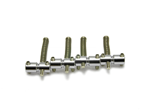 Komplet siodełek do basu GOTOH S203 (CR)