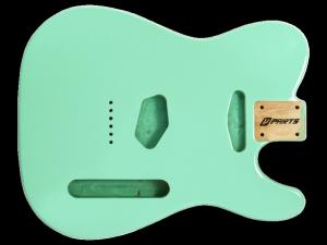 Korpus do gitary VPARTS BT-1AG (SGR)