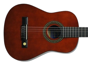 Gitara klasyczna 1/2 EVER PLAY Iga EV-121 (NT)