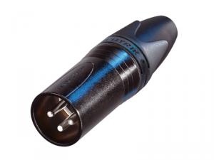 NEUTRIK NC3MXX-BAG złącze XLR 3 piny (męskie)