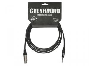 Kabel mikrofonowy KLOTZ GREYHOUND XLR-jack (6m)