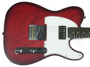 Gitara TRIBUTE Tonecaster Swamp Ash Deluxe (TRD)