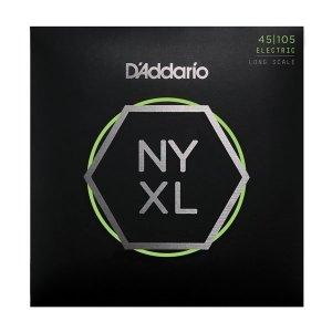 Struny D'ADDARIO Nickel Wound NYXL (45-105)