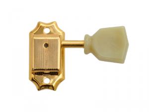 Klucze do gitary KLUSON M33V (GD,3+3)
