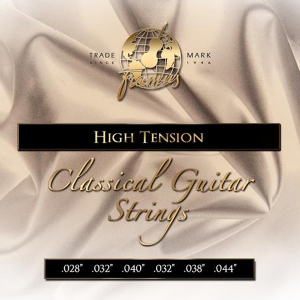Struny do gitary klasycznej FRAMUS 49350 (twarde)