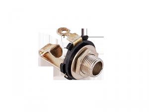 Gniazdo jack mono MEC 50111 (CR)