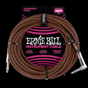 Kabel gitarowy ERNIE BALL 6064 (7,62m)